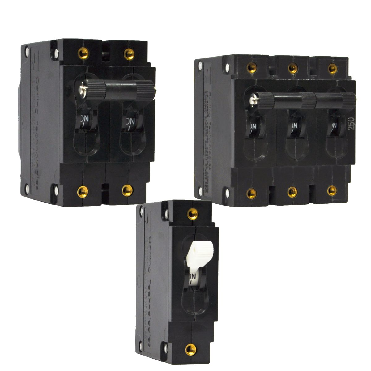 Magnetic Circuit Breaker   ES Electronics - Electric Switches