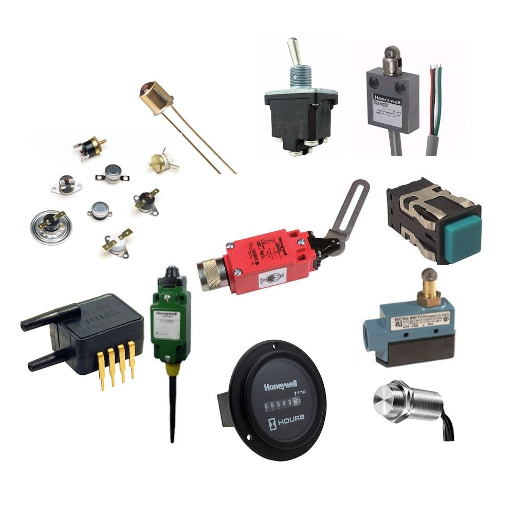 Honeywell Sensing & Controls products