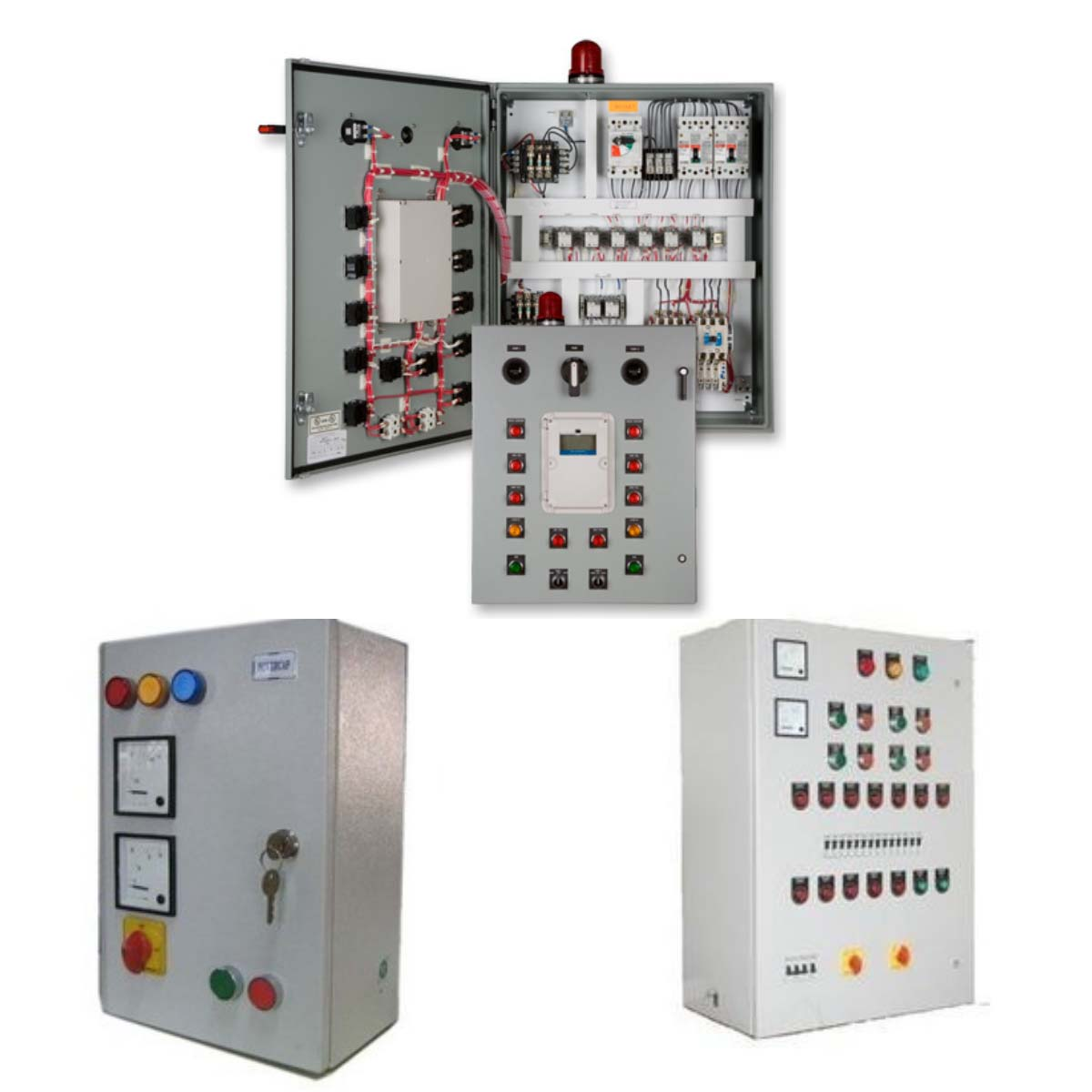 Motor Controls Electronic Components Es Electronics